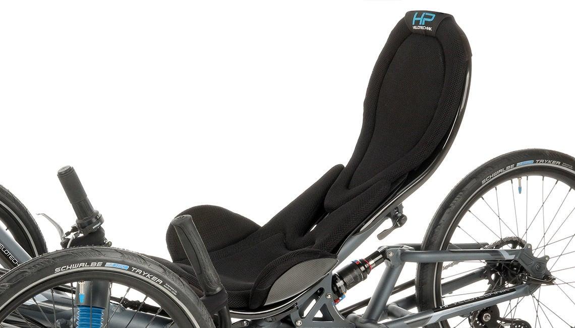 recumbent touren trike liegedreirad scorpion fs 20 bodylink hardshell seat
